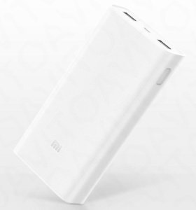 Xiaomi Mi Power Bank 20000 2C