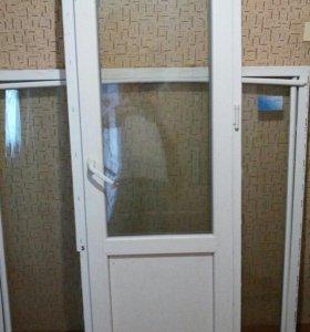 Продам окно и дверь
