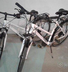 Велосипед в отличном состоянии, практически новый,
