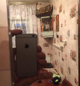 IPhone 6 16гб серый