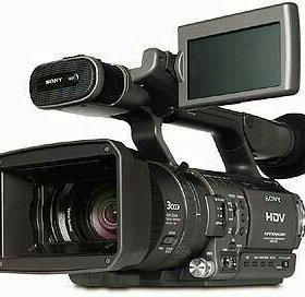Sony HDR-FX 1E