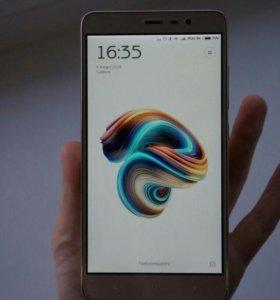 Xiaomi redmi note 3 pro 2/16Gb, gold