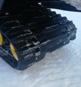 Снегоход ski-doo skandic SWT 800