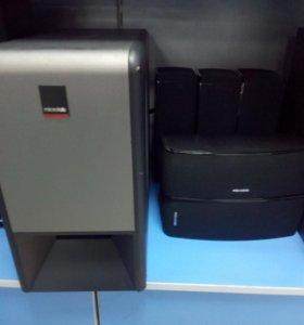 Акустическая система Microlab X27 5.1 новая