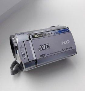 Видеокамера JVC Everio GZ-MG 330
