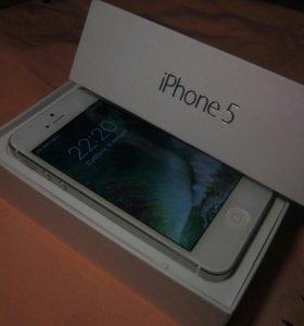 IPhone 5 (оригинал)