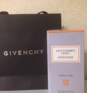 Givenchy Gentlemen Only Casual Chic 50мл