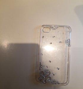 Чехол на айфон/iPhone 4/4s