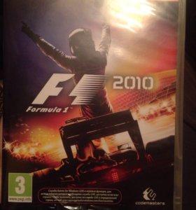 Компьютерная игра Formula 1