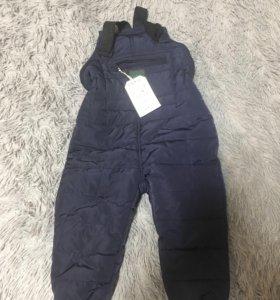 Комбинезон Zara baby (штаны) 98 см