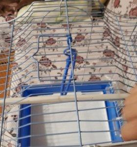 Продам клетк для попугаев