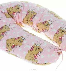 Новые подушки для беременных и кормления малыша