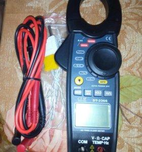 Электроимерительные клещи CEM DT-3360