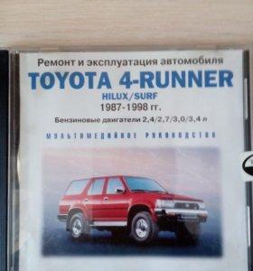 Тойота Runner, Hilux Surf