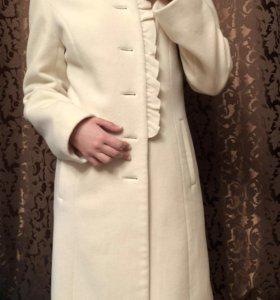 Кашемировое пальто 🧥