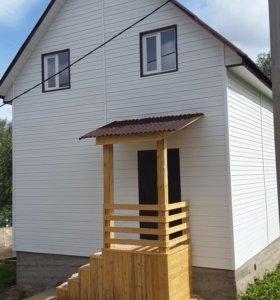 Дом, 85.5 м²