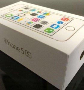 iPhone 5S 16GB(Gold)