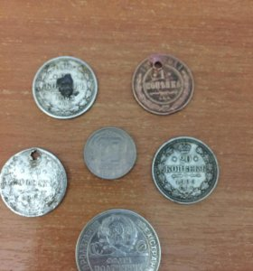 Редкие Старинные монеты