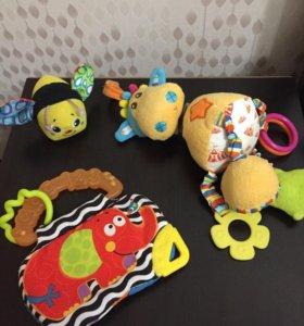 Развивающие игрушки пакетом или по отдельности
