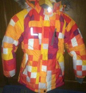 Куртка осенъ зима