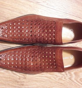 Туфли мужские терволина
