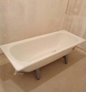 Ванна стальная 170см, новая