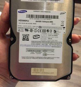 Hdd Samsung HD080HJ