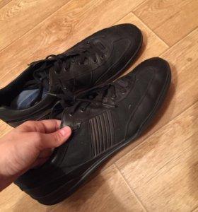 Мужские ботинки ЕССО бу 45 размер