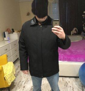 Куртка зимняя мужская на меху