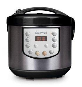 Мультиварка Maxwell MW-3818 BK