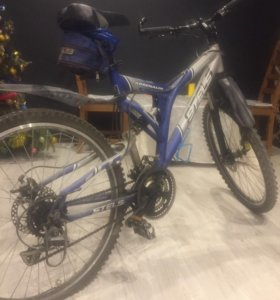Велосипед двухподвес Stels Adrenalin V