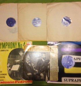 Симфонии и Концерт Иоганна Брамса + Роберт Шуман