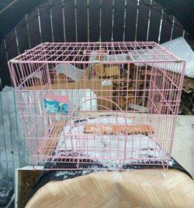 Клетка для птиц\грызунов