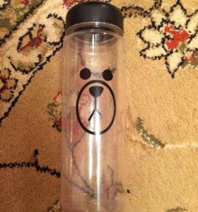 Бутылочка с медвежонком