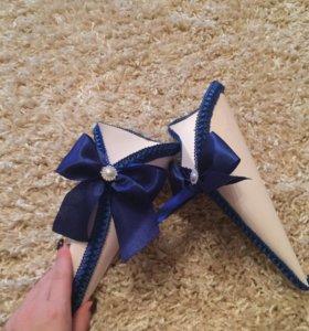 Кулёчки под лепестки для свадьбы