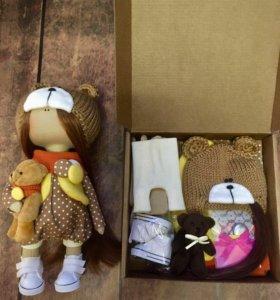Набор для пошива Интерьерной Куклы