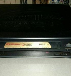 Видемагнитофон Philips