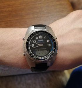 Часы Casio amw 700b