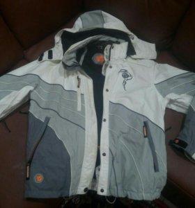 Куртка горнолыжная. 46-48