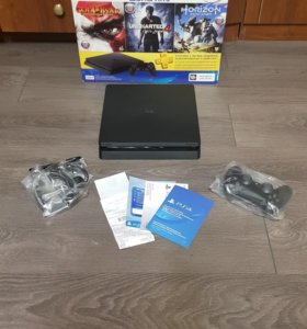 Sony Playstation 4 Slim 500 Gb НОВАЯ.