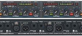 DBX 1046 4-х канальный звуковой компрессор