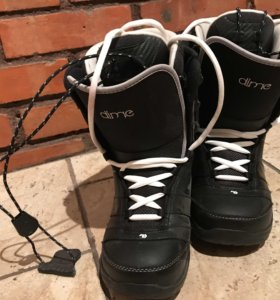 Сноуборд-ботинки
