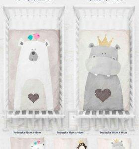 Набор панелей для детского постельного белья