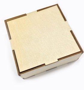 Подарочные коробки из фанеры