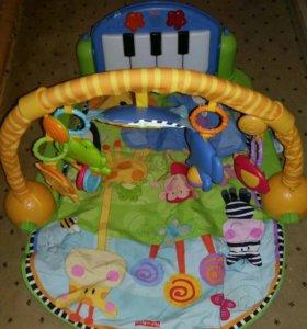 Детский игровой коврик FisherPrice