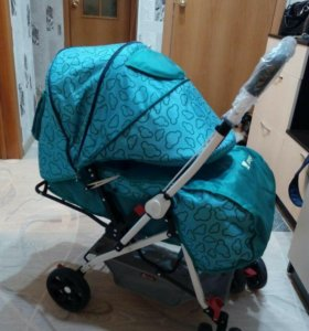Прогулочная коляска ( новая)