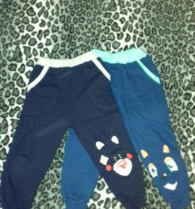 Джинсы и штаны детские на мальчика