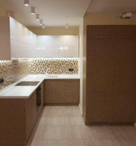 Кухонные гарнитуры, Шкафы купе, Мебель на заказ