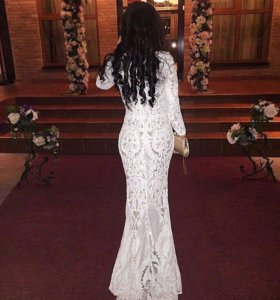 Вечернее платье!
