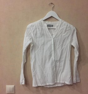 Белая рубашка Lafayette Collection